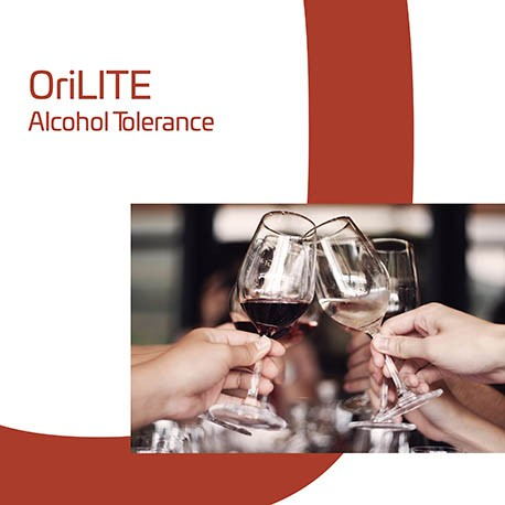OriLITE Alcohol Tolerance DNA Test