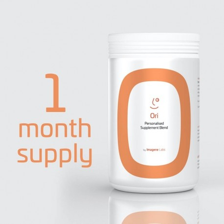Ori Personalised Supplement Blend - Pineapple Flavour